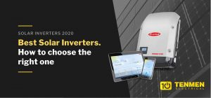 4. Best Solar Inverters. How to choose the right one