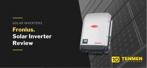 Review of Fronius Inverter