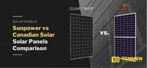20. Sunpower vs Canadian Solar