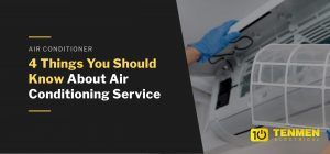 21. 4 reasons why you should service and maintain your AC